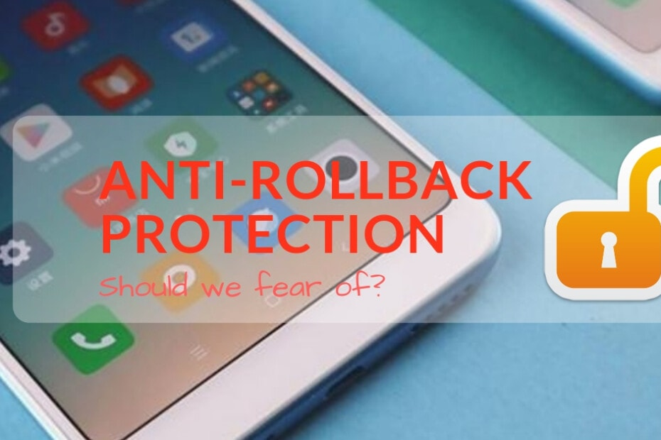 MIUI Anti-rollback Protection Do's and Don'ts 13