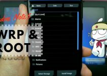 Easiest Way to Flash TWRP / RWRP / Pitchblack Recovery on Redmi Note 5 6