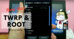 Flash TWRP and Root Redmi Note 5 Whyred 3