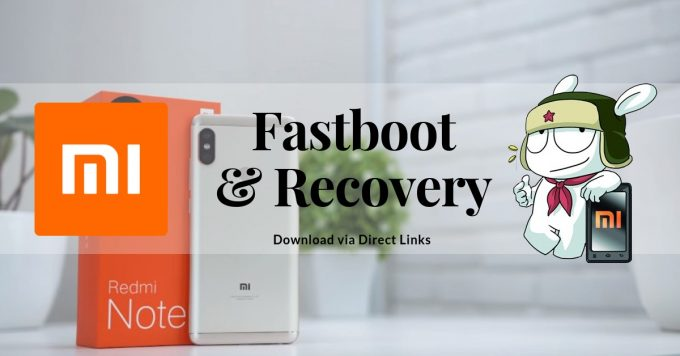 MIUI Fastboot ROM China Stable Full TGZ for Redmi Note 5 Whyred