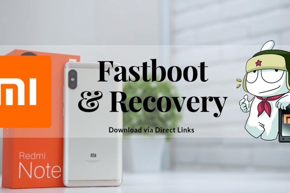 Redmi Note 5 MIUI Global Stable Fastboot ROM (All Versions) 2