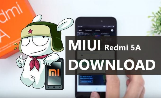 Redmi 5A MIUI China Stable Fastboot ROM (All Versions) 1