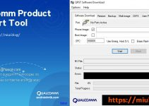 Qualcomm Product Support Tool / QPST Flashing Tool 7