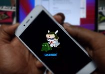 Rebooting Redmi 5A into Bootloader / Fastboot Mode 5