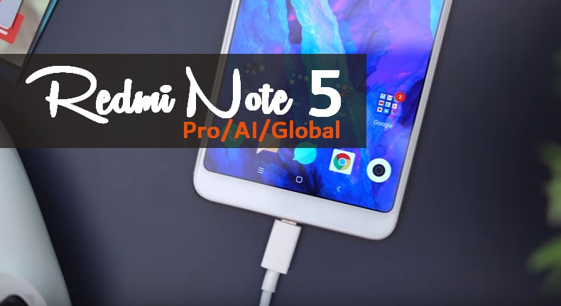 Rebooting Redmi Note 5 into Recovery Mode 18
