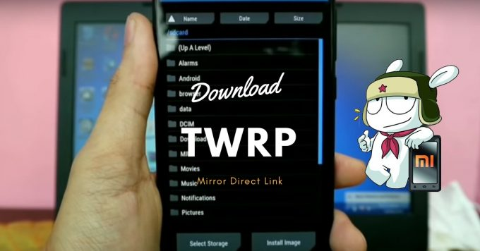 TWRP v3.3.1-2 for Redmi Note 5 Pro/Global/China (Whyred) 1