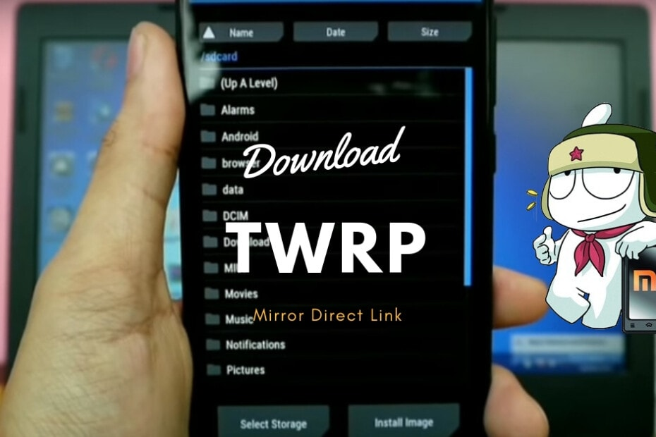 TWRP v3.3.1-2 for Redmi Note 5 Pro/Global/China (Whyred) 13