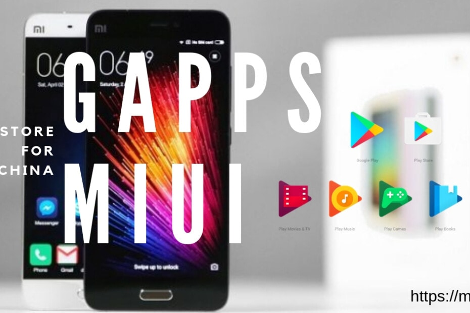 Play Store for MIUI 8 & MIUI 9 China (Ready To Use) 1