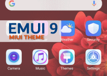 EMUI 9 Theme: Transform Your Xiaomi Phone to a Huawei Device 6