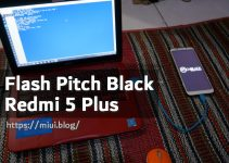 Pitch Black Recovery Flashing Steps for Redmi 5 Plus (Vince) 10