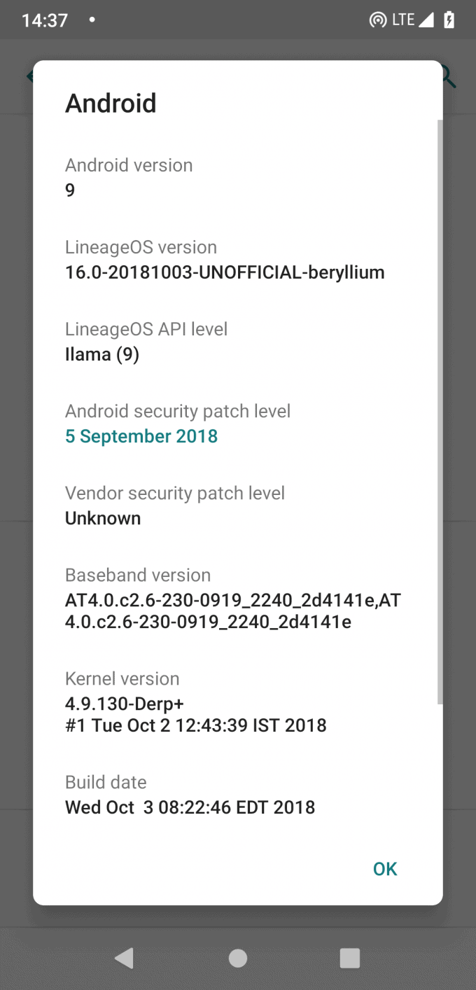 Fail-proof Steps to Flash LineageOS 16 on Poco F1 2