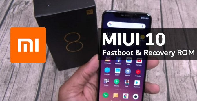 Mi 8 Pro: MIUI 10 v10.2.1.0 Global Stable ROM 1