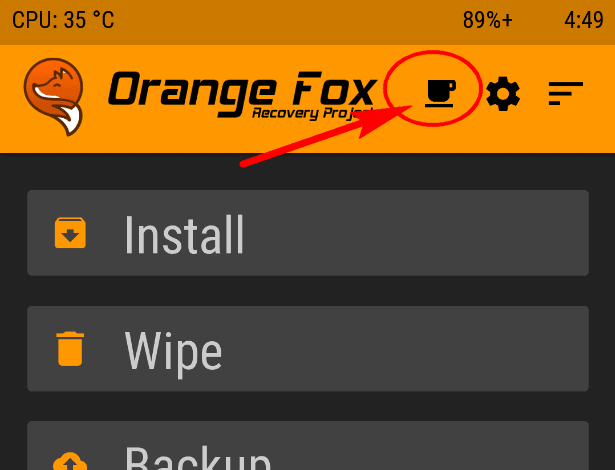 Effortless Root Poco F1 with Orange Fox and Magisk 14