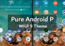 Pure Android P MIUI 9 Theme: Upgrade Your Xiaomi Phone to Android 9.0 Pie 5