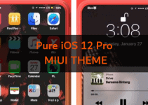 Pure iOS 12 Pro: Another MIUI Theme Alternative Resembling iPhone XS 6