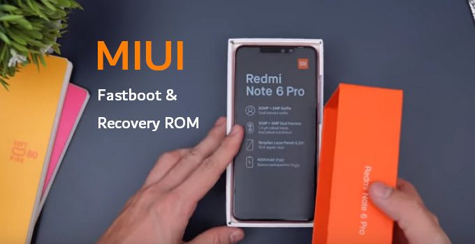 Redmi Note 6 Pro: MIUI v10.0.5.0 Global Stable Fastboot and Recovery ROM 7