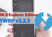 16 Steps to Flash TWRP on Mi 8 Explorer Edition 4