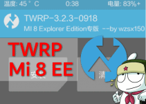 TWRP Recovery for Mi 8 EE That Works! 8