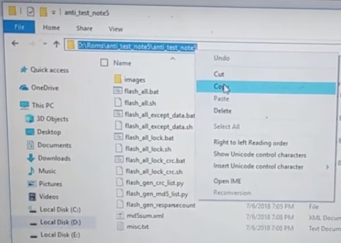 A Hack to Fix Redmi Note 5 ARB Bricked without EDL/Test Point 7