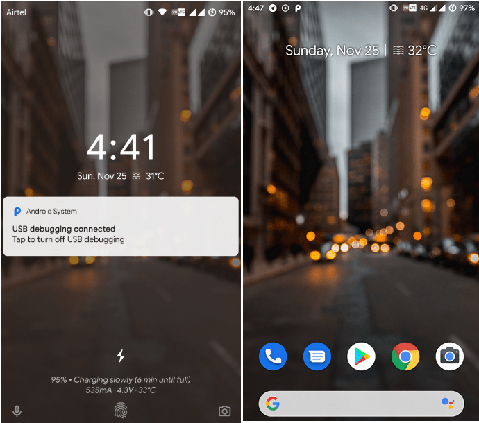 Havoc OS v2 8 Android 9 0 Pie for Redmi Note 5 Whyred (Pro