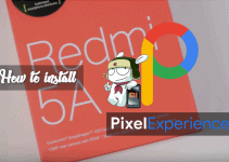 Flash Android 9.0 Pie on Redmi 5A and Transform it to Pixel 3 Phone 6