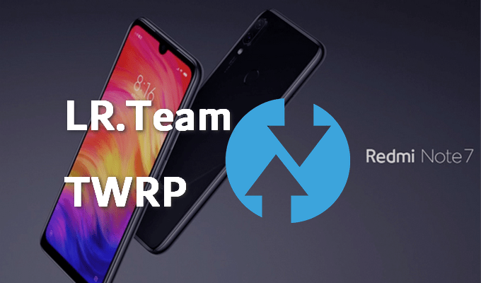 Painless Steps to Install TWRP and Root Redmi Note 7 1