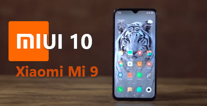 Mi 9: MIUI 10 Global Stable v10.2.15.0 (fastboot & Recovery) 7