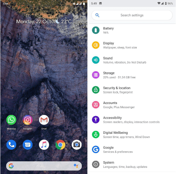 Let's Flash Pixel Experience ROM on Redmi Note 5 (Whyred) | MIUI Blog