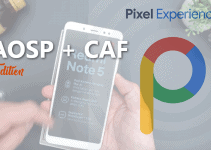 Pixel Experience 9.0 AOSP & CAF ROM for Redmi Note 5 2