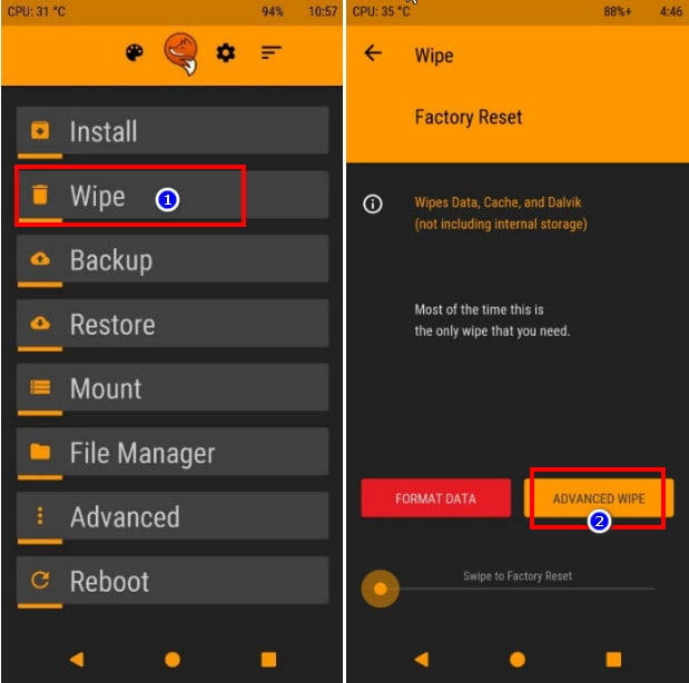 Fail-proof Steps to Flash Masik X on Redmi Note 5 Pro/Ai/China/Global 4