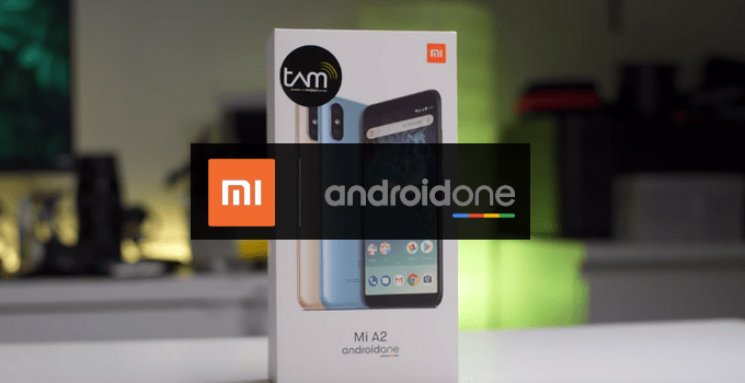 Android One for Mi A2 (Jasmine) Global Stable ROM 9