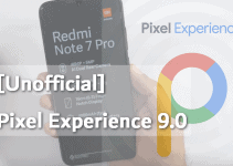 Pixel Experience 9.0 Pie for Redmi Note 7 Pro Codename Violet (Unofficial Build) 4