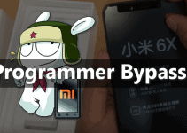 Authorized Account Programmer Bypass for Mi 6X 4