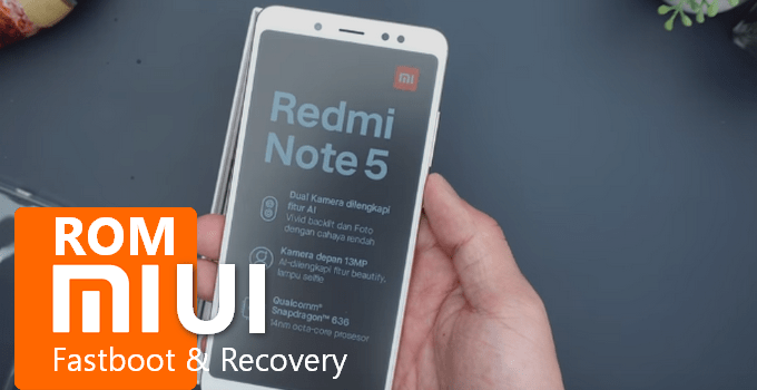 Redmi Note 5: MIUI 10 v9.5.16 Global Beta ROM (Fastboot & Recovery) 10