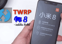 TWRP for Mi 8 Dipper (with Installer Tool) 9