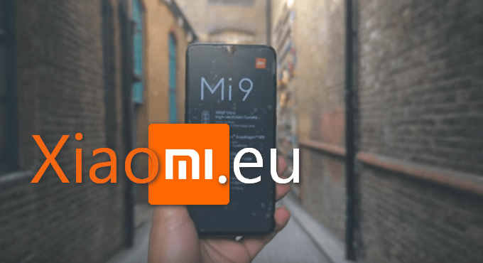 Our Working Guide on How to Flash Xiaomi.eu ROM on Mi 9 1