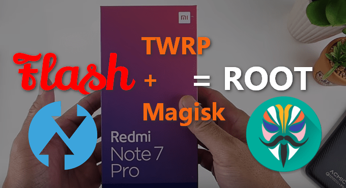 Official TWRP for Redmi Note 7 Pro is Now Available! 1