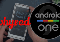 Android One ROM Port for Redmi Note 5 Whyred 3