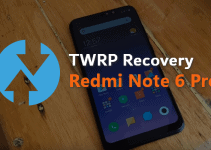 ATG Droid TWRP v3.3.0-1 for Redmi Note 6 Pro 3
