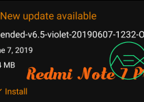 Flashing AEX ROM on Redmi Note 7 Pro (A Complete Guide) 2