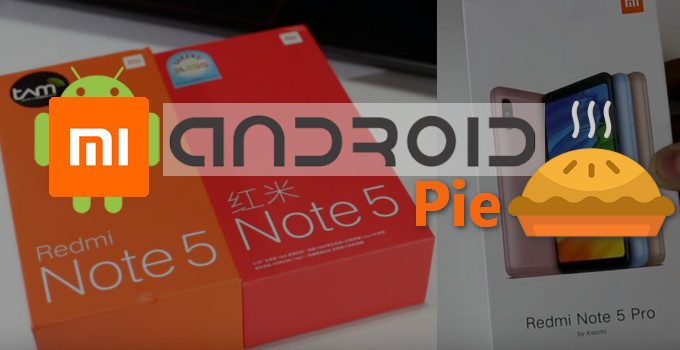 Android 9.0 Pie Comes Officially to Redmi Note 5 (Whyred) with MIUI v10.3.1.0 10