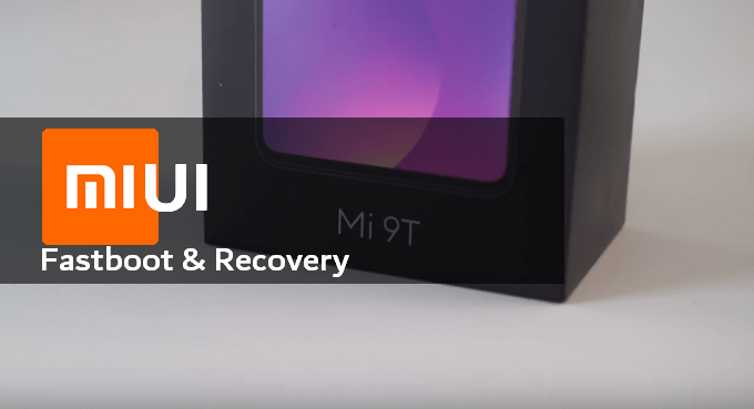 Redmi K20 (Mi 9T): MIUI 10 v10.3.6.0 Global Stable ROM (Fastboot & Recovery) 1