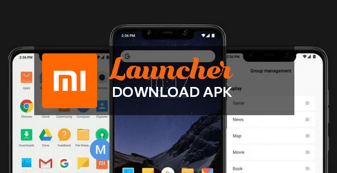MIUI Launcher (APK) Enables MIUI 11 App Drawer On Any MIUI Devices 8