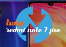 Twistloop TWRP for Redmi Note 7 Pro 6