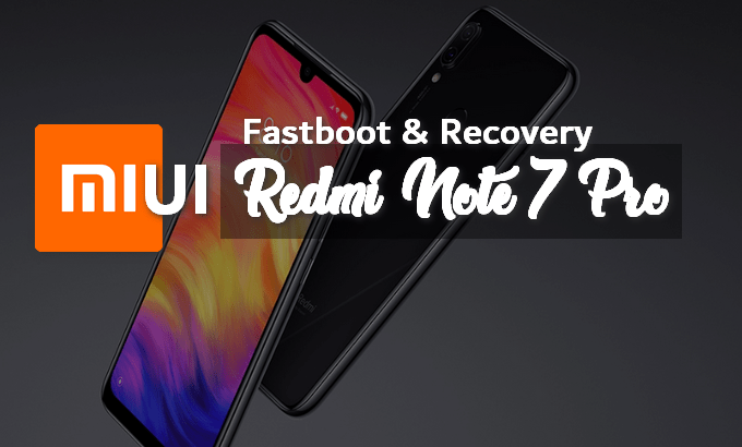 Redmi Note 7 Pro: MIUI 10 v10.3.7.0 Global Stable ROM (India) - Fastboot & Recovery 1