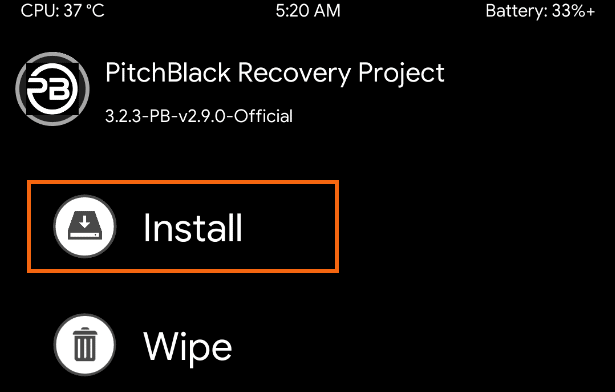 How to Keep MIUI OTA on Redmi 7 After Pitch Black TWRP Flashing 6
