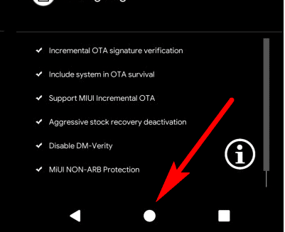 How to Keep MIUI OTA on Redmi 7 After Pitch Black TWRP Flashing 5