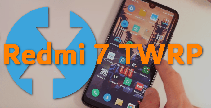 Steps to Manually Install TWRP on Redmi 7 (Unofficial Build by Wzsx150) 2