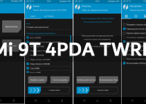 Russian TWRP v3.3.1-2 for Mi 9T (Redmi K20), Compatible with Latest Xiaomi.eu ROM 2