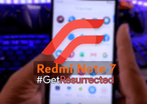 Let's Flash Resurrection Remix on Redmi Note 7 Following Steps Below 3